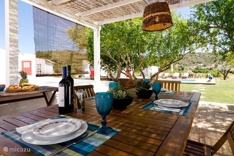 Vakantiehuis Portugal, Algarve, Silves Vakantiehuis Quinta Nor