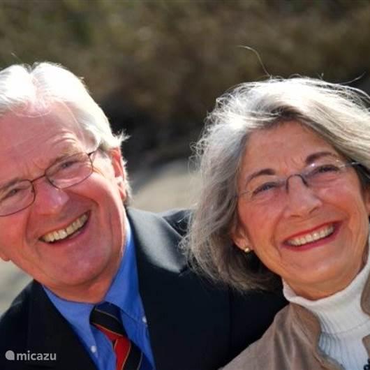 John & Marisa  de Wit