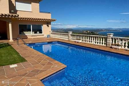 Vakantiehuis Spanje, Costa Brava, Begur villa Bona Vista