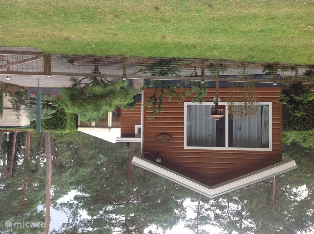 Vakantiehuis Nederland, Gelderland – chalet Ons Buiten