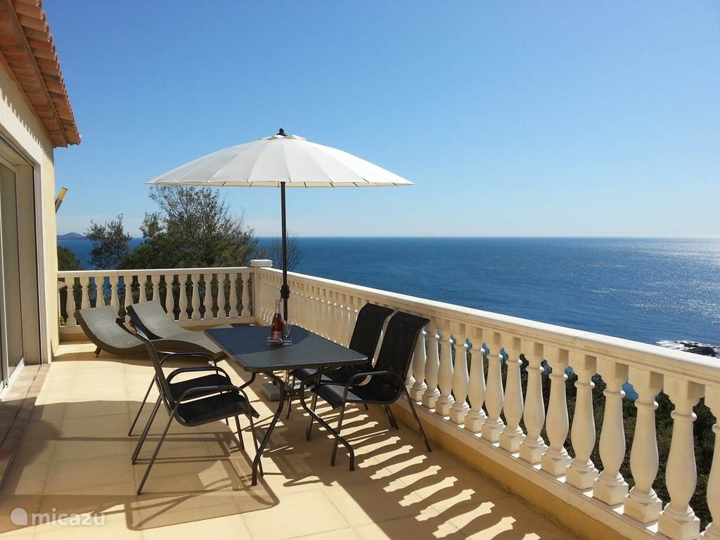 Vacation rental France, French Riviera, Les Issambres - apartment Canta la Mar - App. Côte d'Azur