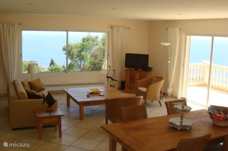 Vakantiehuis Frankrijk, Côte d´Azur, Les Issambres Appartement Canta la Mar - App. Côte d'Azur