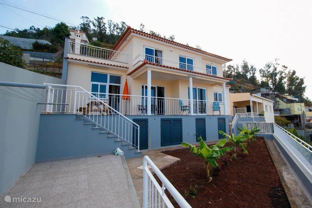 Vakantiehuis Portugal, Madeira – villa Villa das Furnas