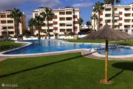Vakantiehuis Spanje, Costa Blanca, Orihuela Costa appartement Jumilla II