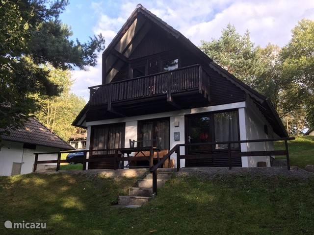 Vakantiehuis Duitsland, Sauerland, Frankenau vakantiehuis Hexenhuisje Sauerland