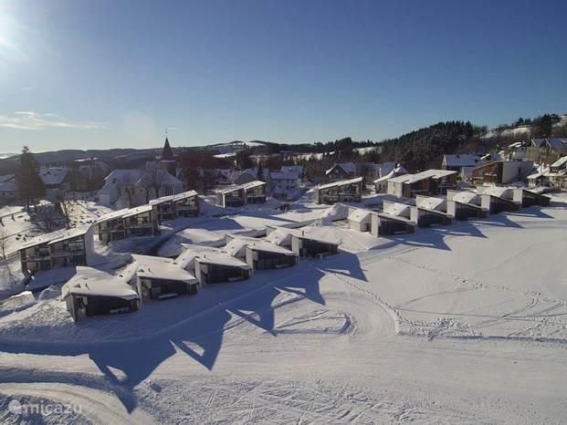 Drone foto winter 2016