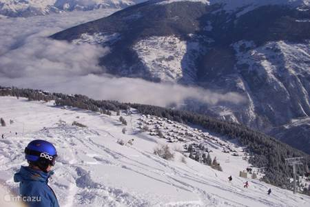 Les 4 Vallées - sneeuwzeker!