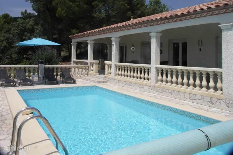 Vakantiehuis Frankrijk, Hérault, Siran-Najac Villa Villa L'Emeraude