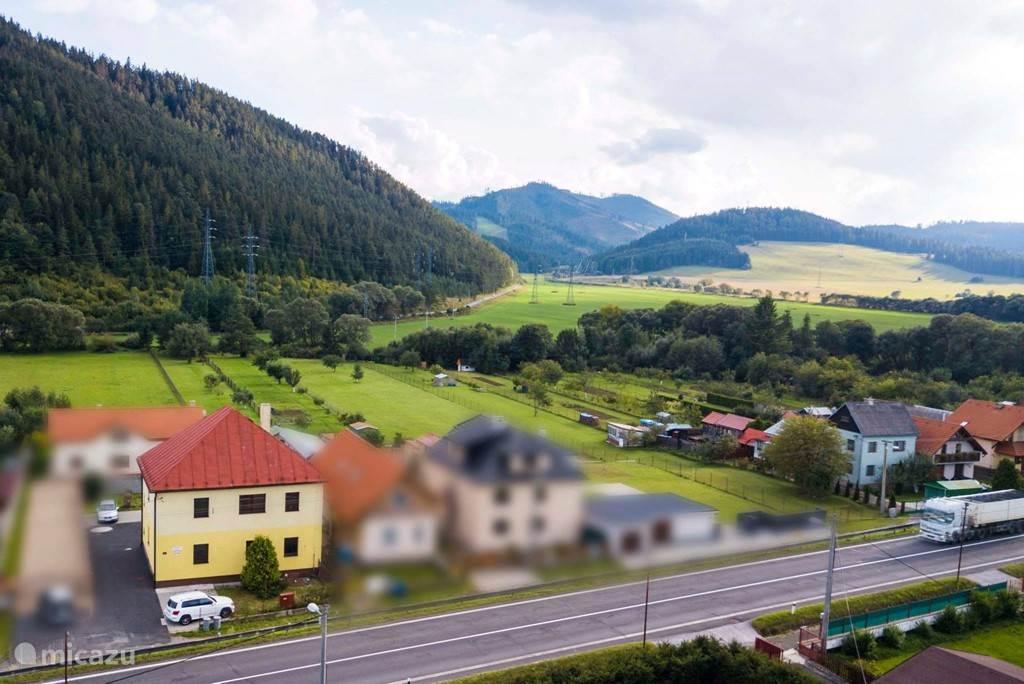 Ferienwohnung Slowakei – appartement Penzion Svit