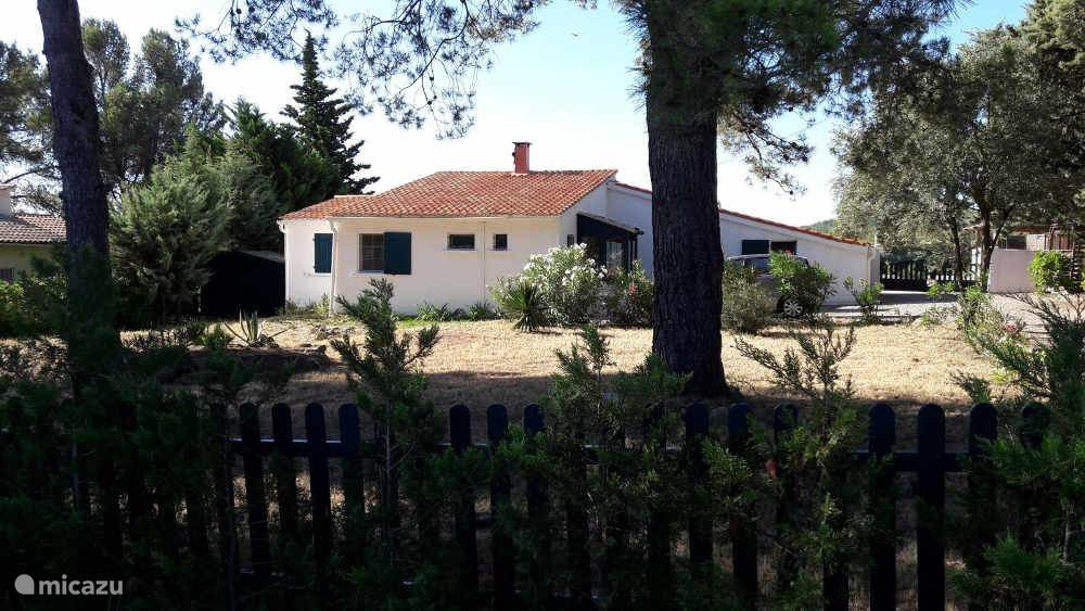 Vakantiehuis Frankrijk, Languedoc-Roussillon, Pouzols-Minervois - villa Villa Crinou