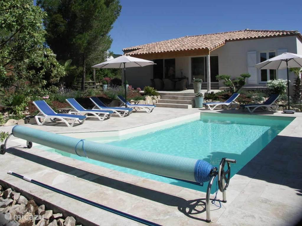 Vakantiehuis Frankrijk, Languedoc-Roussillon, Pouzols-Minervois villa Villa Rosa