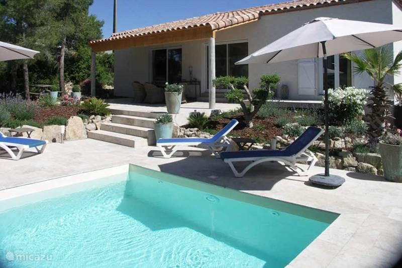 Vacation rental France, Aude, Pouzols-Minervois Villa Villa Rosa