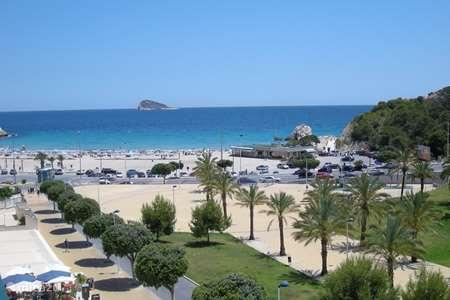 Vakantiehuis Spanje, Costa Blanca, Benidorm - appartement La Cala de Finestrat Benidorm