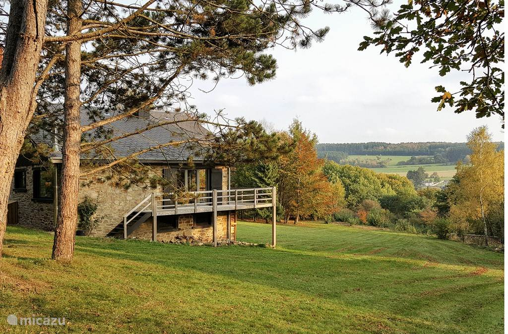 Vacation rental Belgium, Ardennes, Vencimont chalet Chalet Tartan