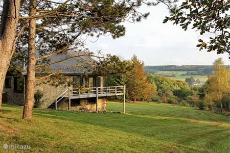 Vacation rental Belgium, Ardennes, Gedinne - chalet Chalet Tartan