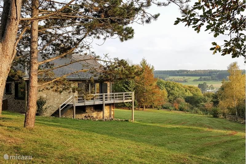 Ferienwohnung Belgien, Ardennen, Vencimont Chalet Chalet Tartan