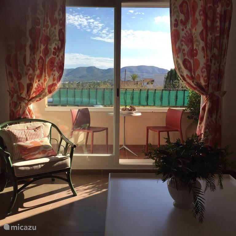Nieuw Vakantiehuis Spanje, Costa Blanca, Jesús Pobre – appartement Calle Pinaret, Jesús Pobre