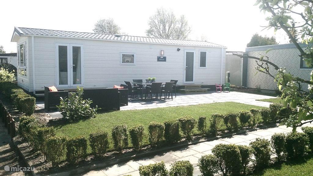 Vakantiehuis Nederland, Friesland, Makkum - chalet Chalet T23 in Makkum