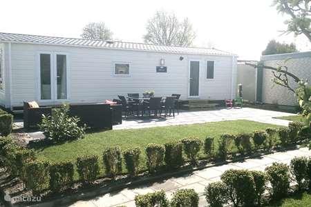 Vakantiehuis Nederland, Friesland, Makkum chalet Chalet T23 in Makkum