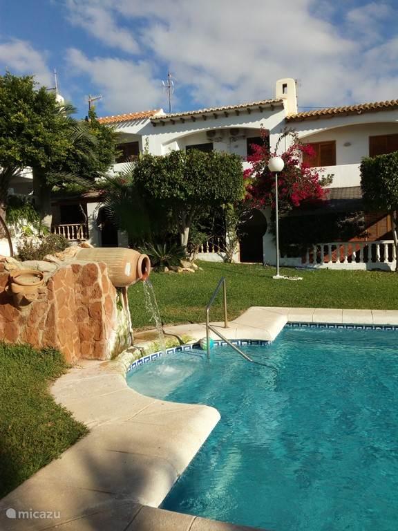 Vakantiehuis Spanje, Costa de Almería, Mojácar vakantiehuis Vakantiehuis The Bluebird