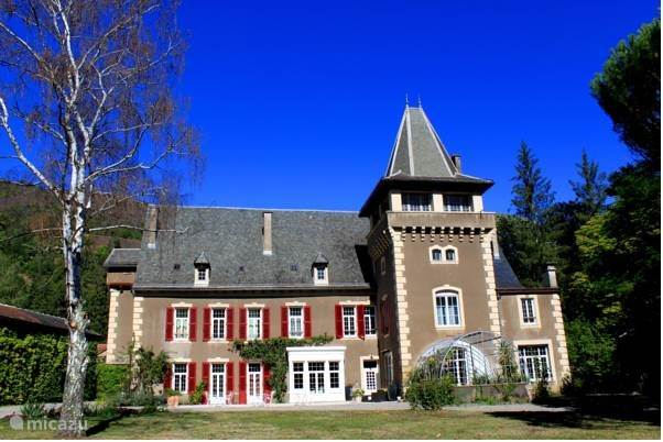 Vakantiehuis Frankrijk, Aveyron, Viviez Landhuis / Kasteel Chateau de Viviez