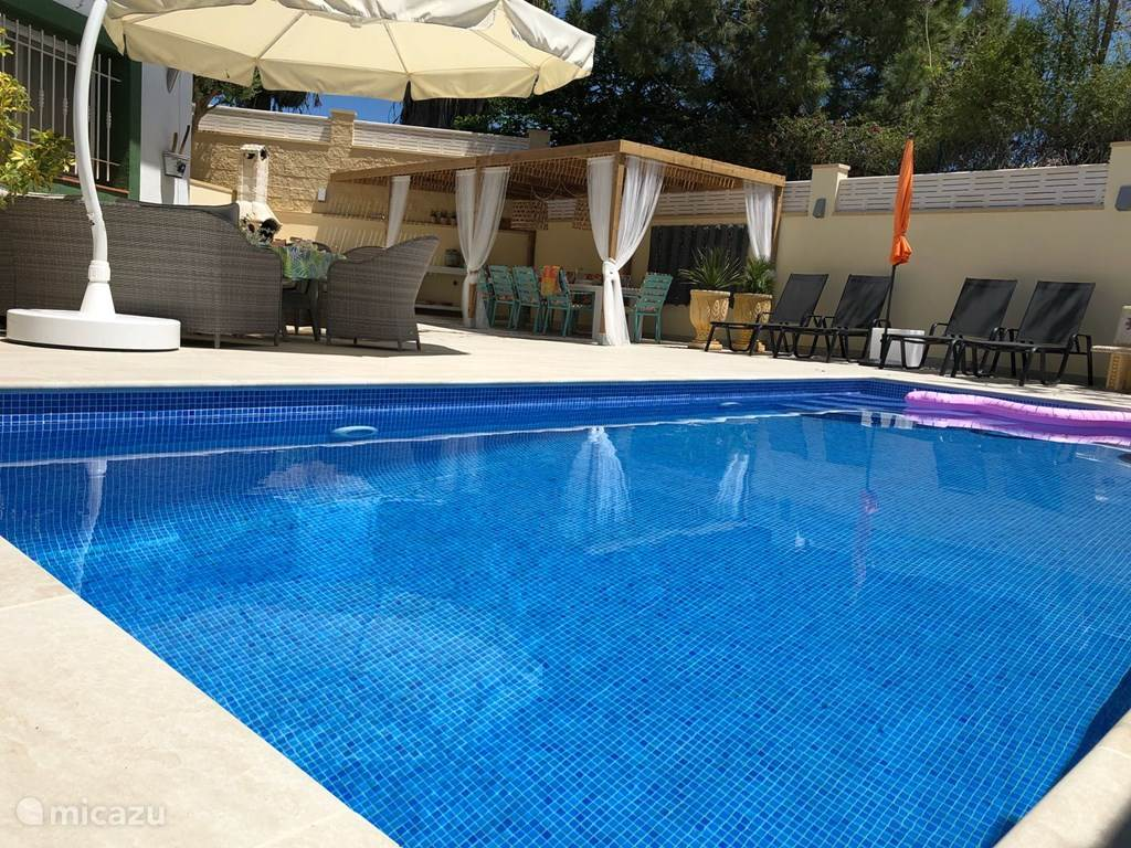 Vakantiehuis Spanje, Costa Blanca, Bonalba villa Casa Verde Villa