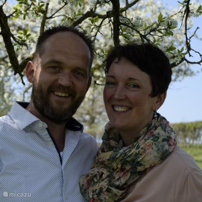 Rick en Anja  van Velden