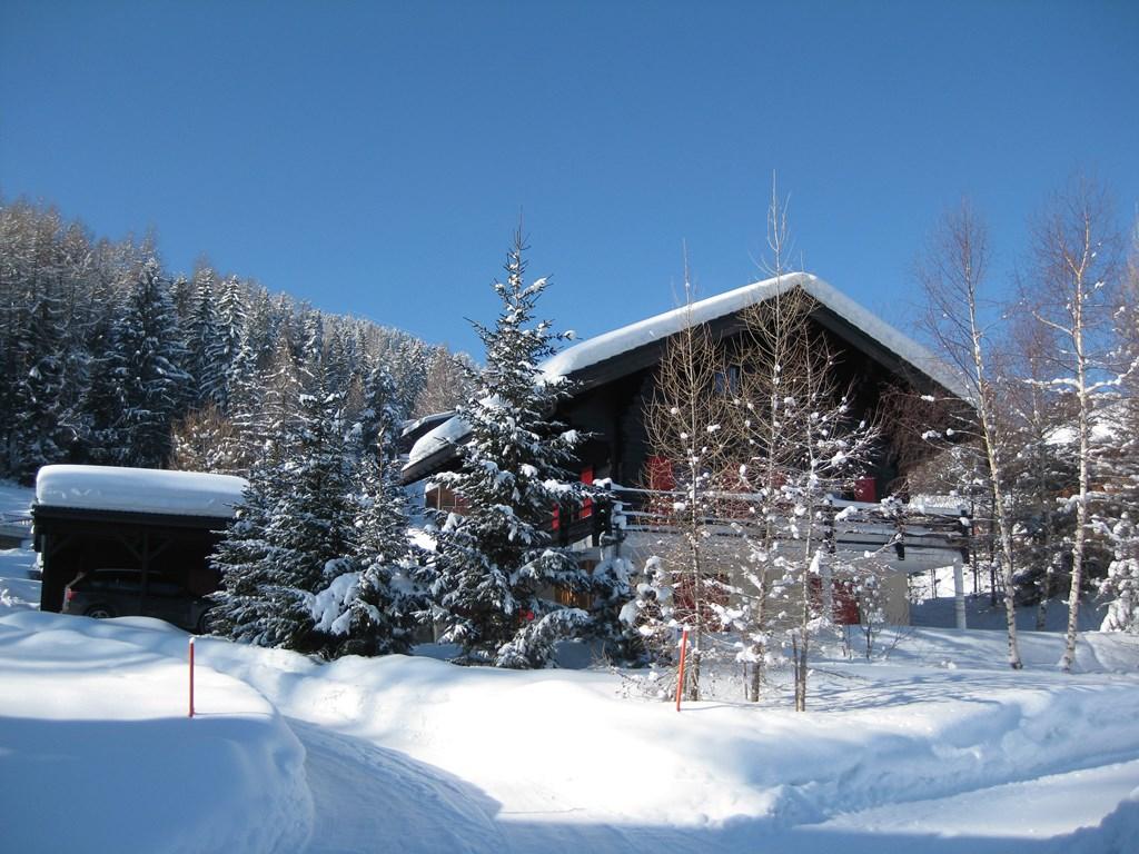 Wegens annulering 2e week van de voorjaarsvakantie nog te huur prachtig 8 persoons chalet skigebied Verbier Zwitserland.