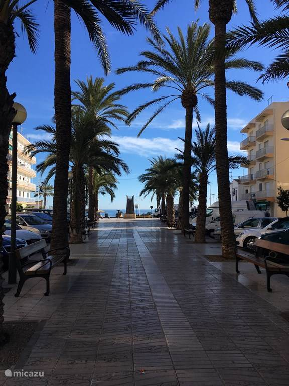Vacation rental Spain, Costa Blanca, Javea apartment Casa Smit