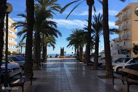 Vakantiehuis Spanje, Costa Blanca, Javea – appartement Casa Smit