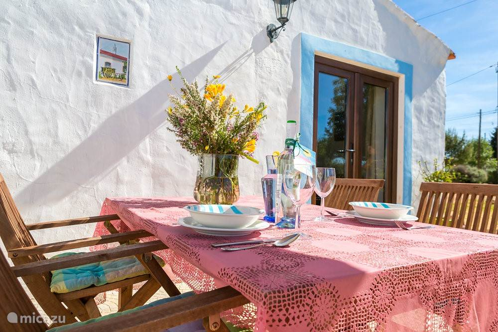 Vakantiehuis Portugal, Algarve, Bensafrim gîte / cottage Quinta Kakelbont