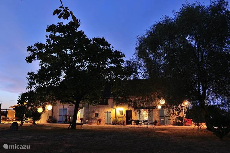 Vacation rental France, Cher, Herry  Gîte / Cottage Le Corbier