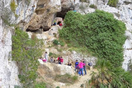 Wandelen op de Montgó