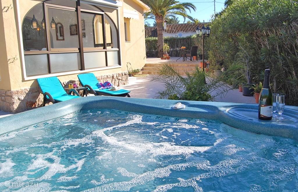 Vakantiehuis Spanje, Costa Blanca, Dénia bungalow CasaLinde