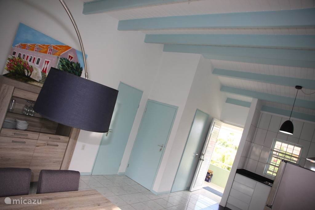 Vakantiehuis Curaçao, Banda Ariba (oost), Seru Coral Appartement Seru Coral Apartment evt. met auto