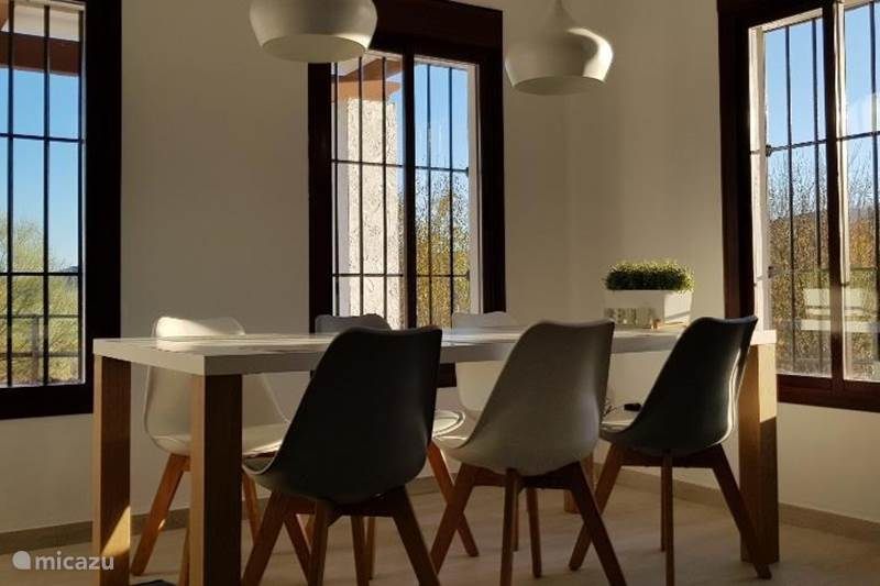 Vakantiehuis Spanje, Andalusië, Colmenar Vakantiehuis Modern luxe vakantiehuis Andalusië
