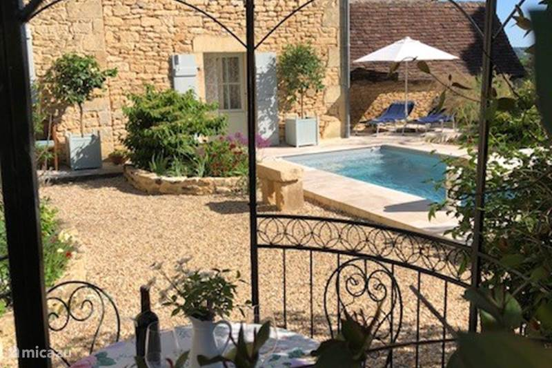 Vacation rental France, Dordogne, Fanlac Villa Fanlac