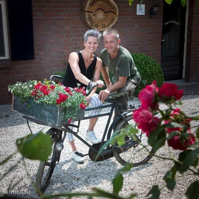 Frank & Bernadette Ewalds