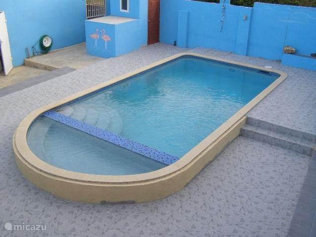 Vakantiehuis Curaçao, Banda Abou (west), Fontein Appartement Ceri Neger apartment (B)