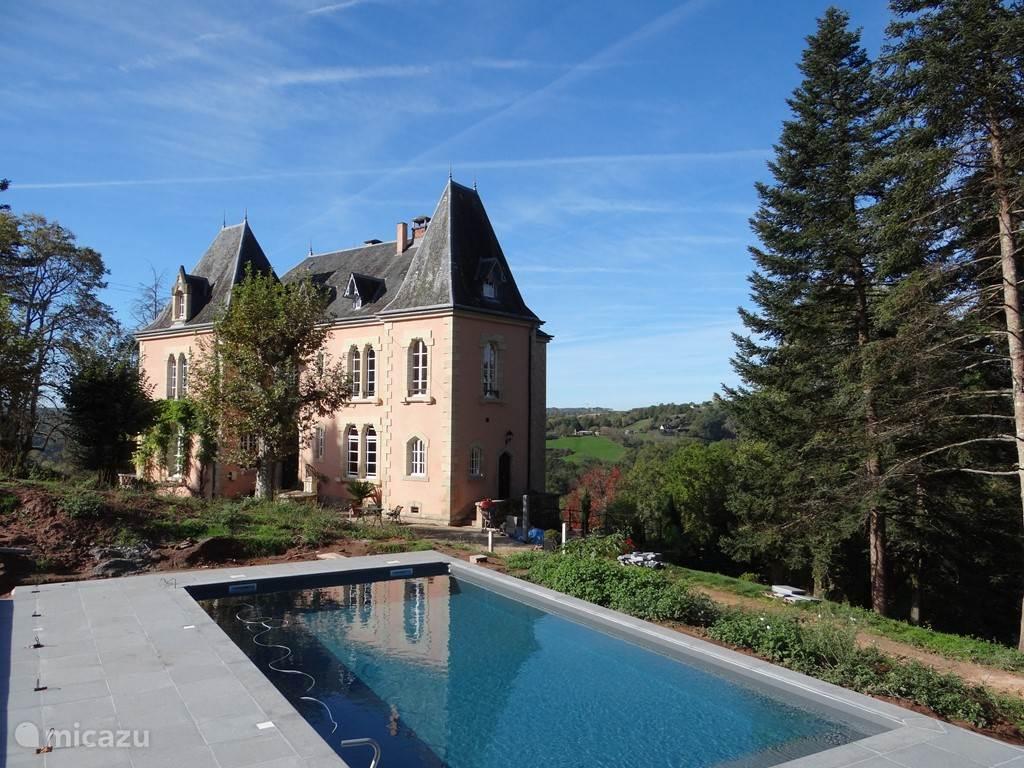 Vakantiehuis Frankrijk, Dordogne, Brive Villa Chateau Charme du Bois