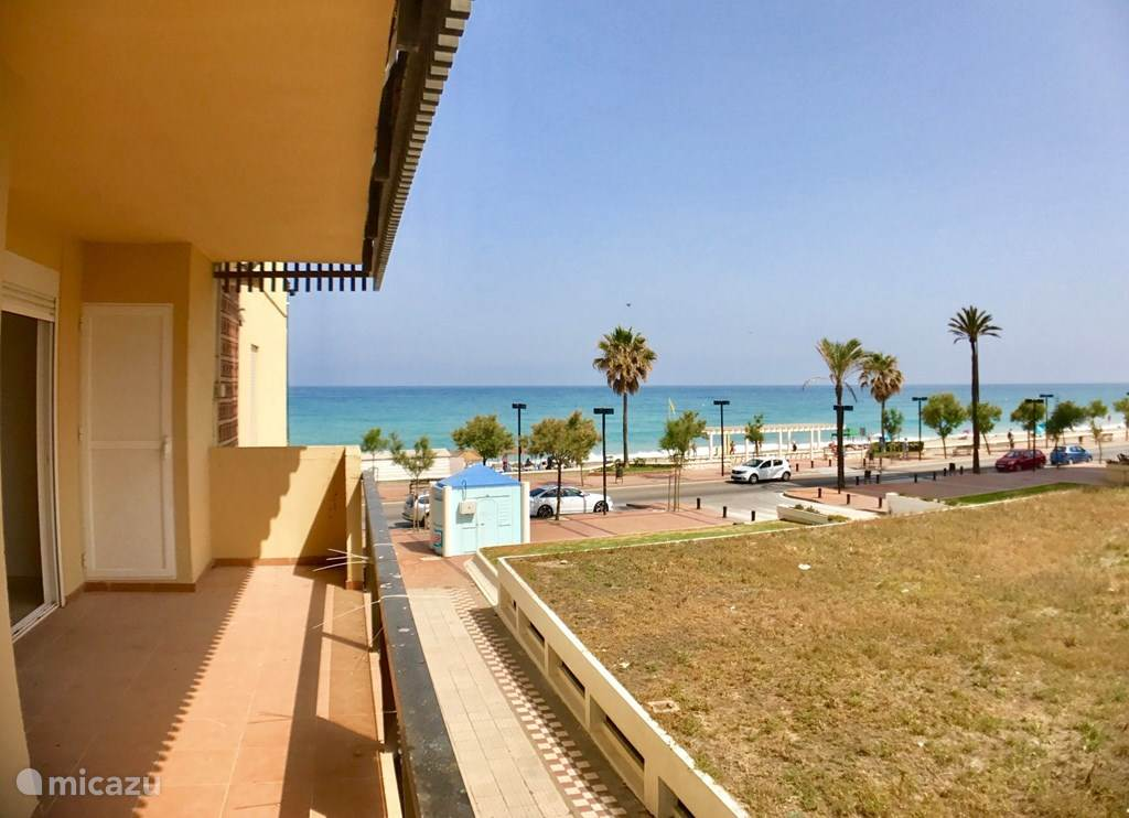 Vakantiehuis Spanje, Costa del Sol, Fuengirola appartement Appartement Fuengirola direct aan ze