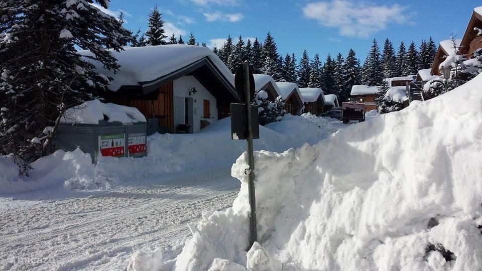 Konigsleiten ski area Zillertal