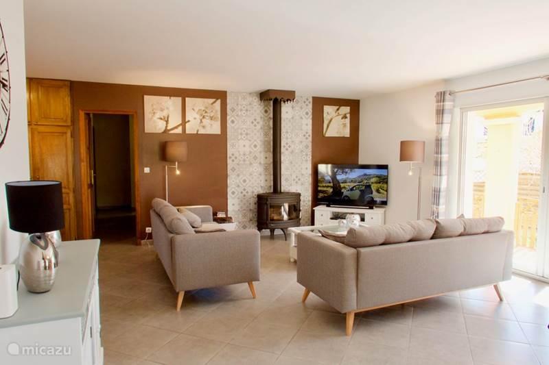 Vakantiehuis Frankrijk, Vaucluse, Blauvac Villa La Sympa Du Ventoux