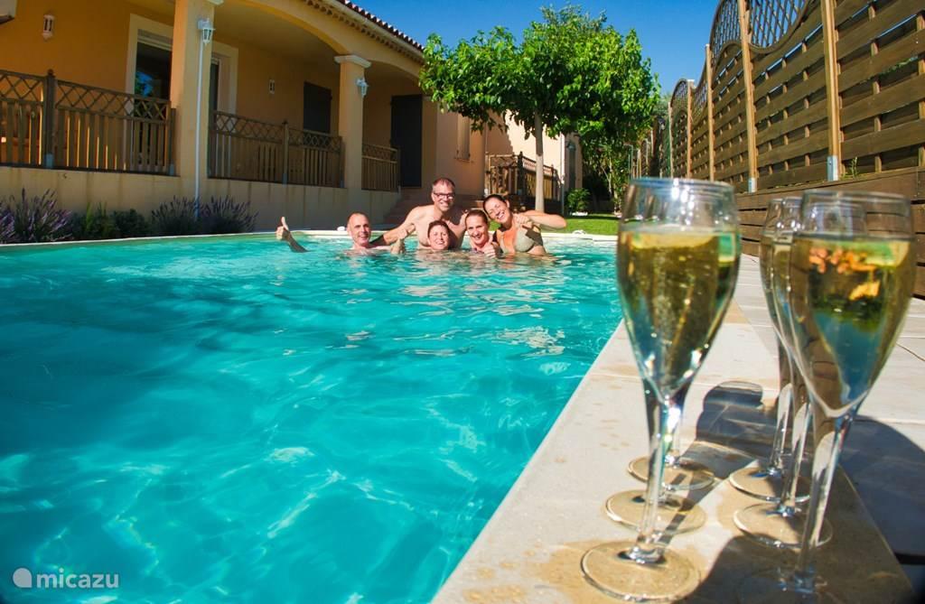 Vakantiehuis Frankrijk, Provence, Blauvac Villa La Sympa Du Ventoux