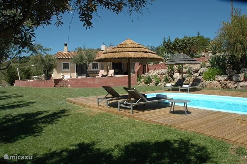 Vakantiehuis Portugal, Algarve, Silves Villa Country house Quinta Canine