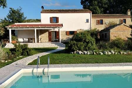 Vakantiehuis Italië, Abruzzen – villa Casa Lavanda
