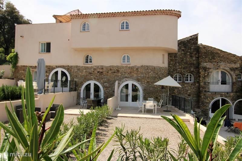 Vacation rental France, French Riviera,  Le Plan-de-la-Tour Holiday house Hameau des Claudins 17 PratBourdin