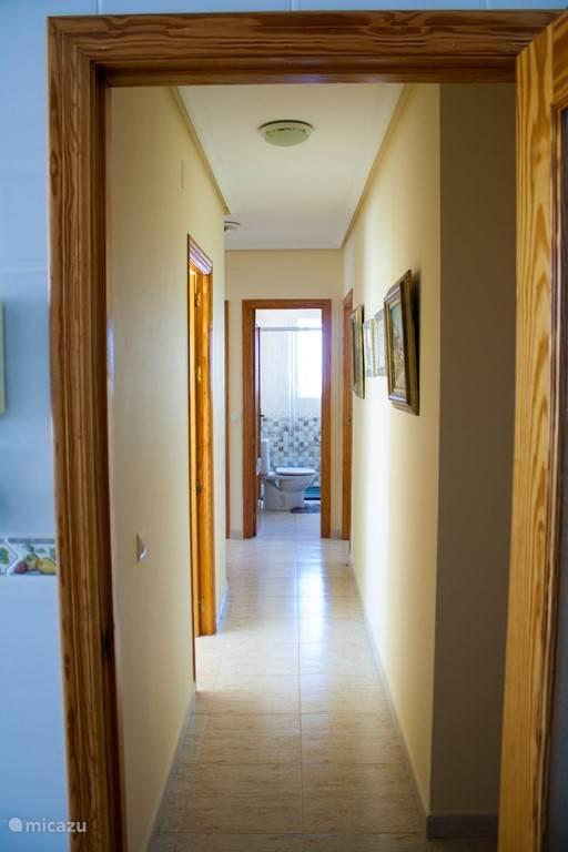 Ferienwohnung Spanien, Costa Cálida, Puerto de Mazarrón Appartement apartamento Adriatico