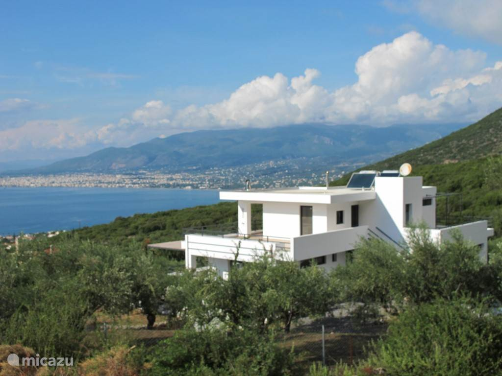Vacation rental Greece – villa Villa Myria