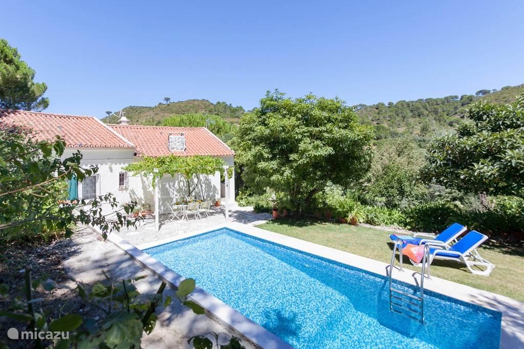 Vakantiehuis Portugal, Lissabon Kust – villa Casal das Pereiras